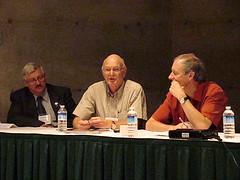 Hammond, Clinton and Coxon