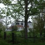 Linden Grange, summer home of Sir L. Tilley