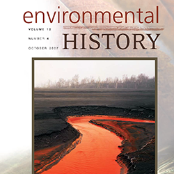 EnvironmentalHistory_Oct2007_cover