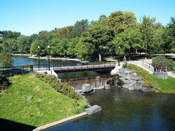 Parc Lafontaine Montreal Parc la Fontaine Montreal