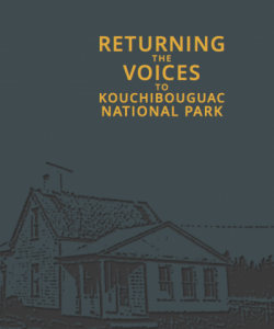 Image from Returning the Voices to Kouchibouguac National Park
