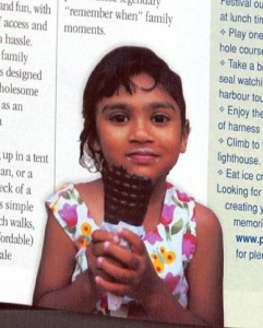 Image from PEI Visitors Guide (2005), p. 18.