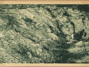 Asbestos Mine, Thetford Mine, QC, [n.d.] Bibliothèque et Archives Nationales du Québec