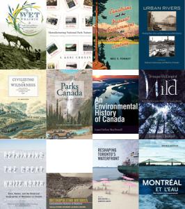 "Recent ""EH"" books in Canada"