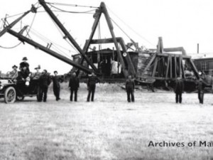 Dredging Work in Manitoba, Archives of Manitoba