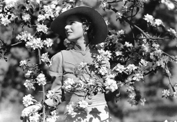 Miss Wolfville, 1938 - MacAskill photo, NSARM