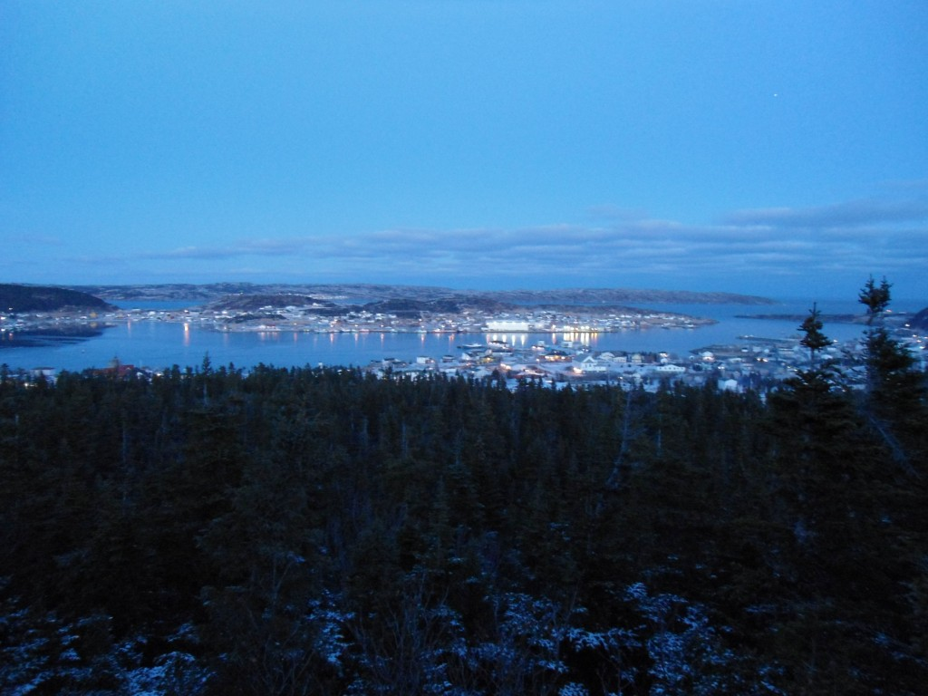 St. Anthony, Newfoundland, November, 2011, Source: Photograph by R. Ruiz