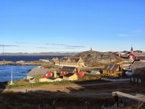 Where Nuuk began