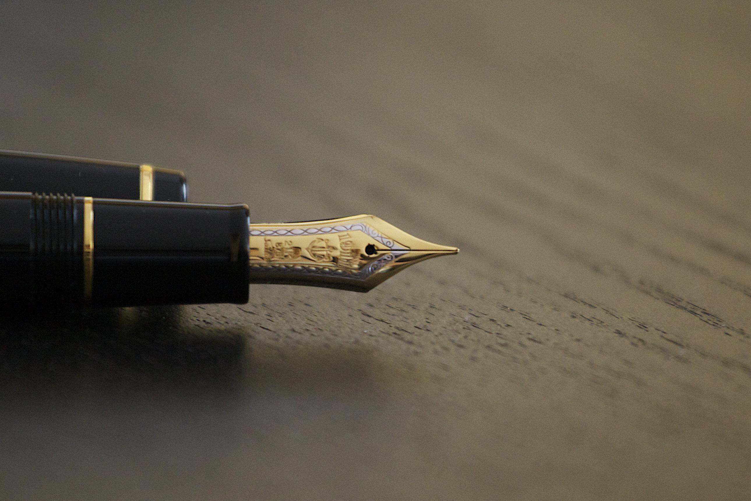 Pen: Photo Flickr