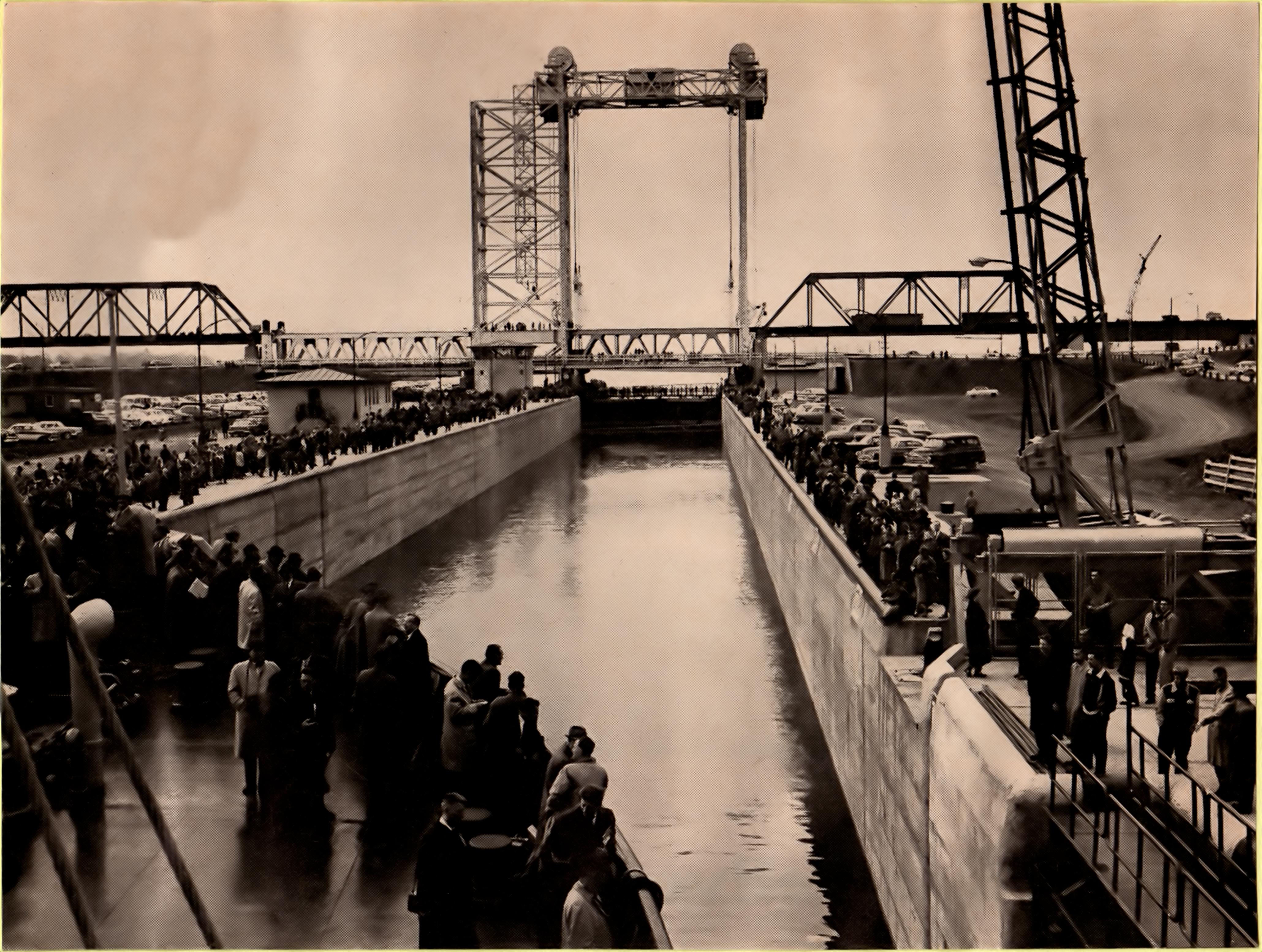 St. Lambert Lock, Montreal