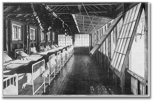 The Kendall Pavillion. Source: Pamphlet ca. 1928, Archives of Ontario