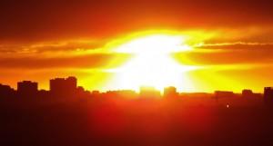 A Toronto sunset. Source: Dagomar Degroot