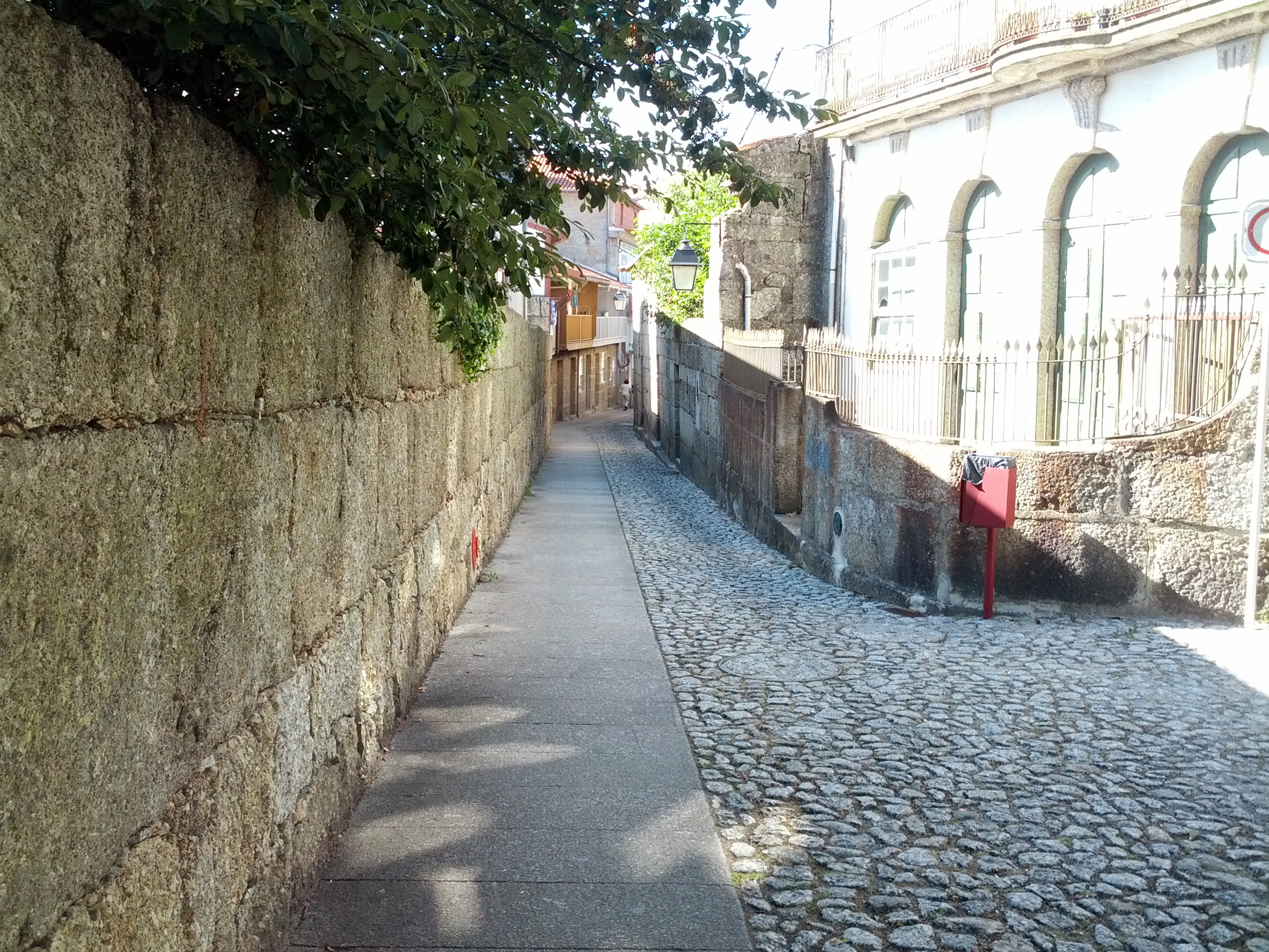 The streets of Guimarães. Source: S. Kheraj