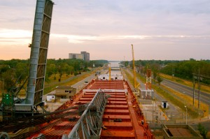 6.6 Welland lock myphoto