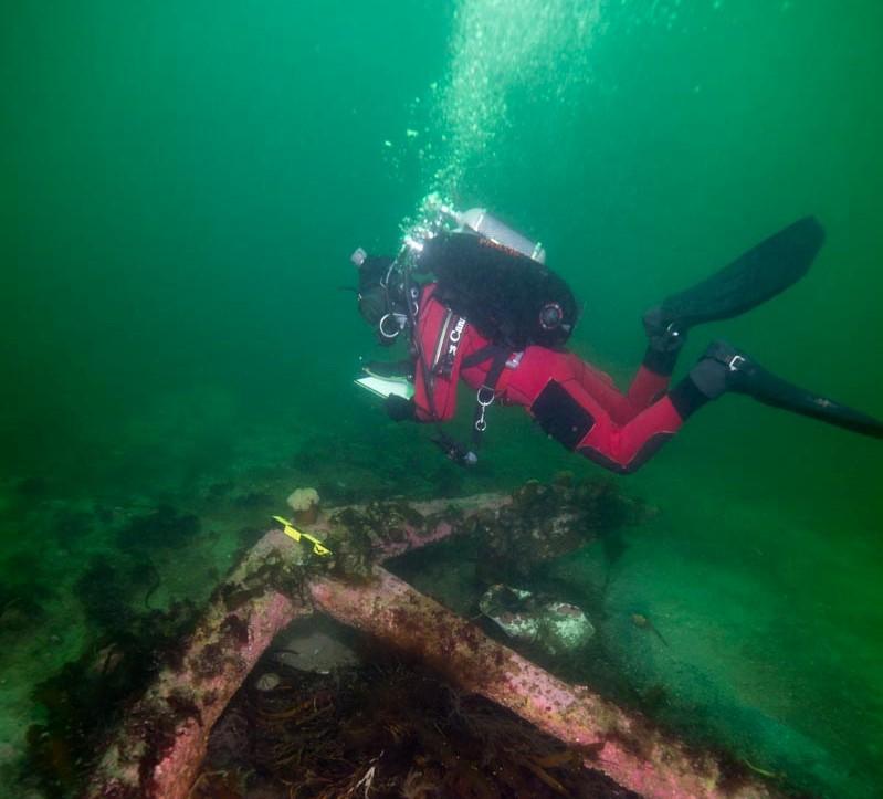 Parcs Canada. Lieu historique national de la Forteresse-de-Louisbourg, Nouvelle-Écosse. Thierry Boyer, 2013.