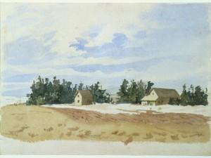Robert Harris, Canoe Cove (1879)