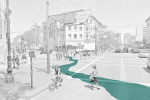 """Ghost Arroyos"" Source: Neighborland, Market Street Prototype Project, https://neighborland.com/ideas/sf-ghost-arroyos-a-visual"
