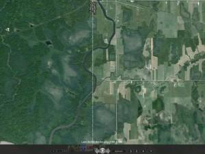 Ontario Quebec Border