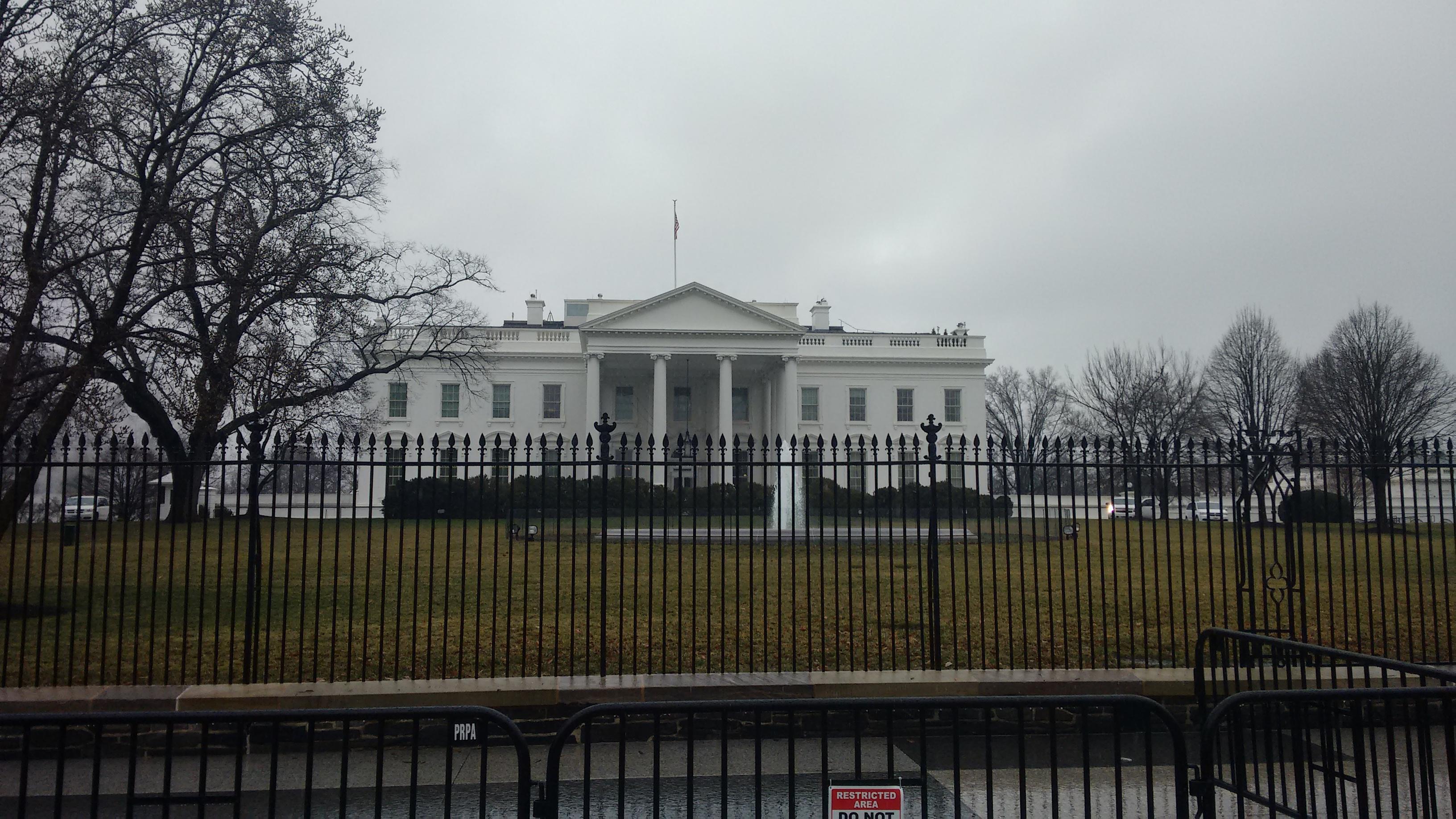 Chez Obama. Source: S. Kheraj