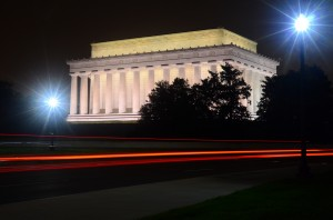 Lincoln Memorial. Source: Flickr