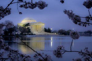 Jefferson Memorial, Washington, DC. Source: Flickr