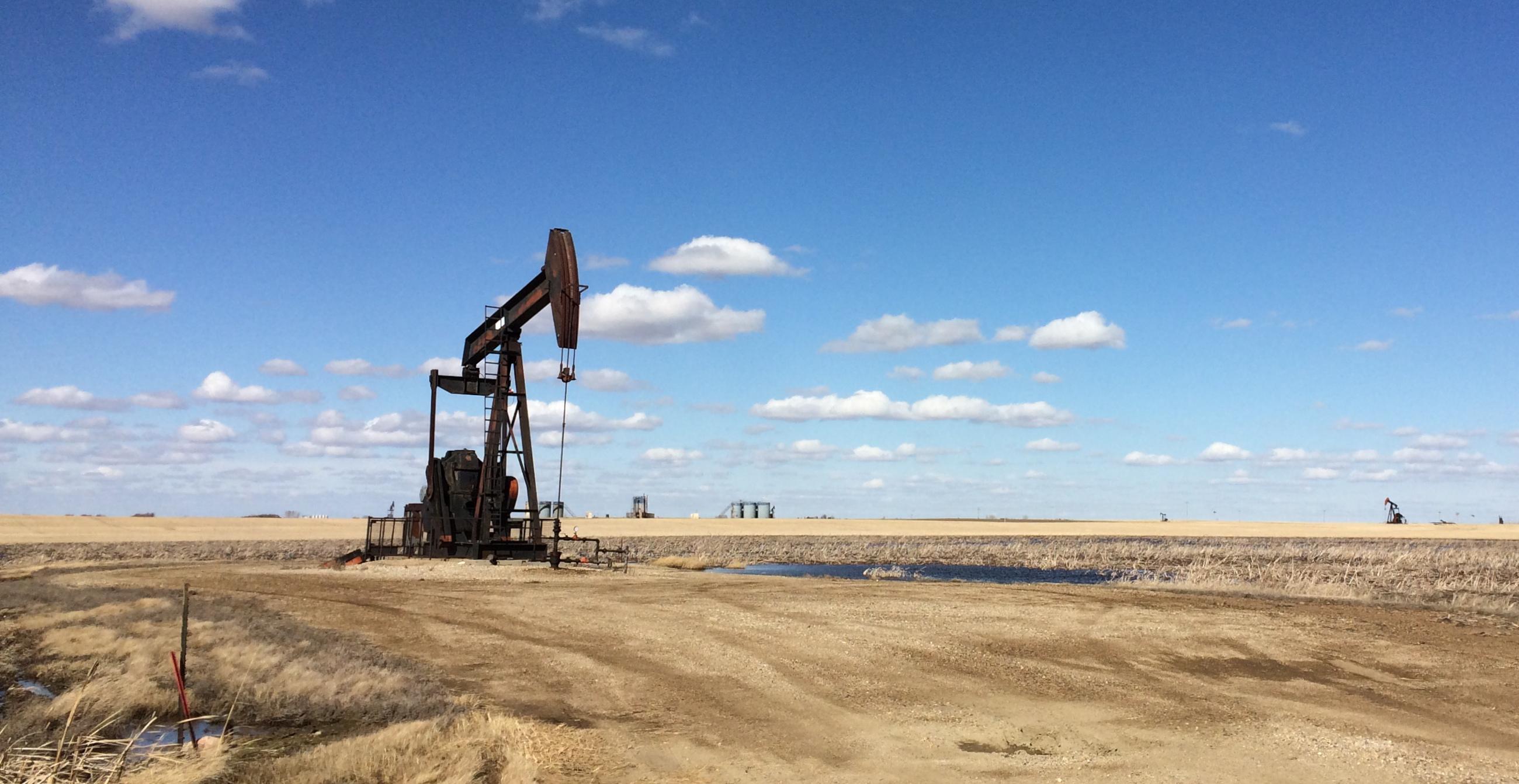 Petro Harvester, Portal, ND.