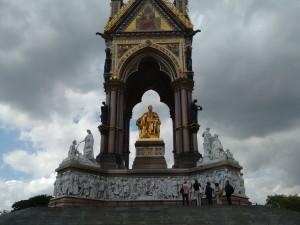 Prince Albert Memorial, Hyde Park, London. Source: S. Kheraj