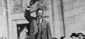 Theodore Roosevelt. Source: whatitmeanstobeamerican.org