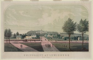 University at Lewisburg, Union County, PA (1870), LOC