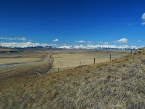 Southern Alberta Foothills. Source: Gord McKenna on Flickr.