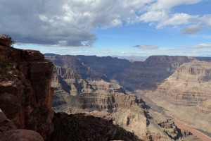 Guana Point - Grand Canyon, West Rim