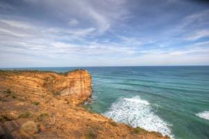 """Cliff Ocean"" by Dan Walk. Source: Flickr."