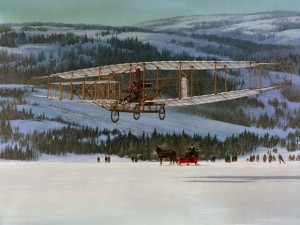 """""""A.E.A. Silver Dart,"""" by Robert Bradford. Source: Canada Aviation and Space Museum."""