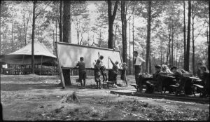 The Forest School in High Park, Toronto (13 June 1917), Library & Archives Canada