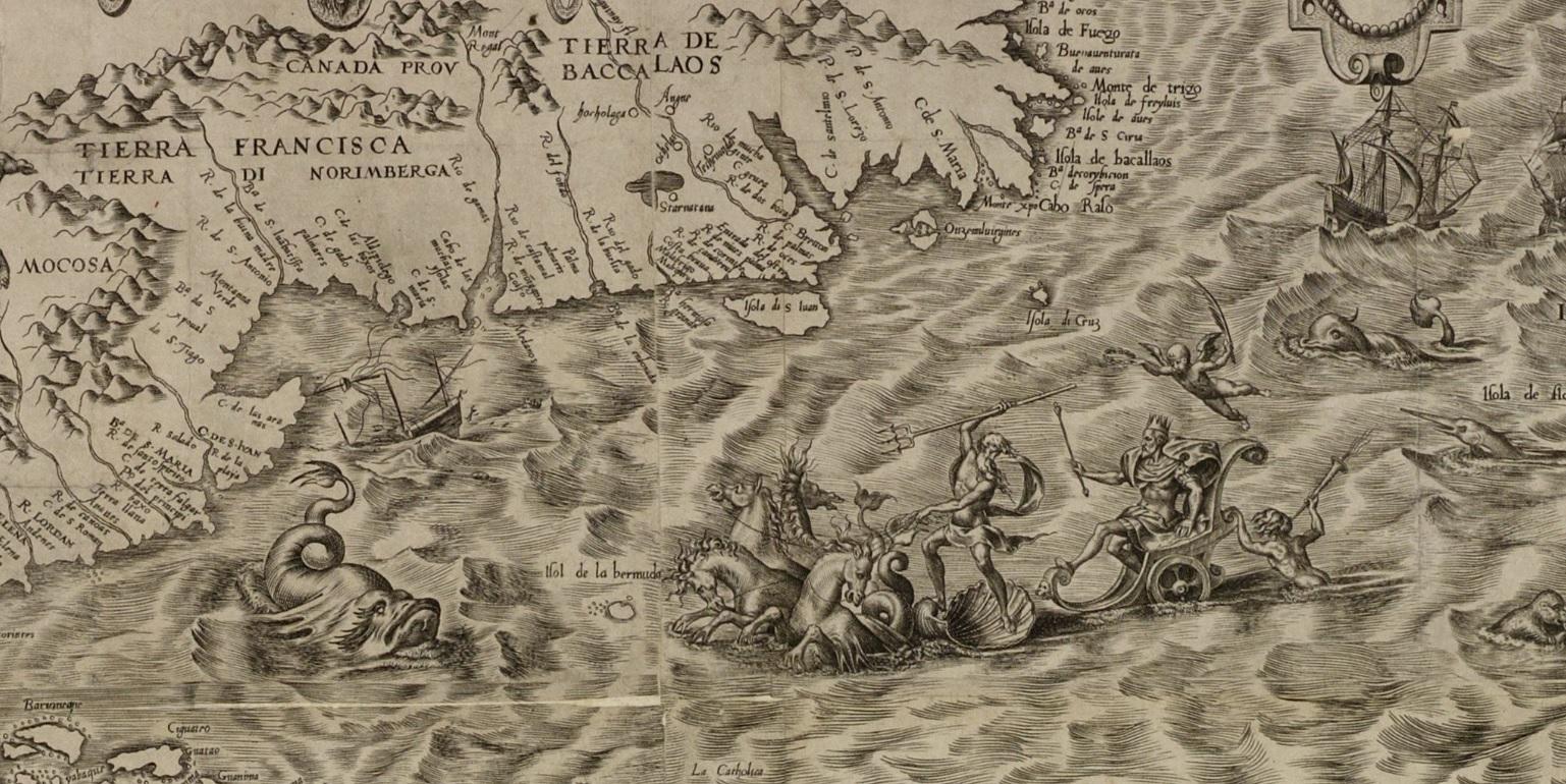 section-of-americae-sive-qvartae-obris-partis-1562