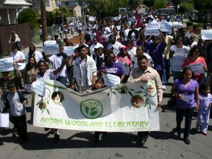 "Source: Black Hour (Flicker Commons); ""The people want environmental justice: The second annual ""Love Yo Mama"" celebration in East Oakland put environmental justice back into Earth Day (April 2010)"