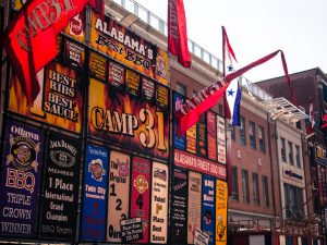 Ottawa Ribfest BBQ menus, https://www.flickr.com/photos/michaelnugent/7409895582