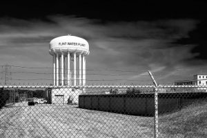 """""""Flint Water Crisis is Ongoing."""" by George Thomas"""