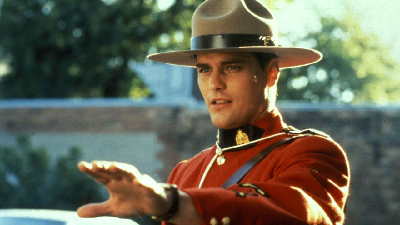 """I FIRST CAME TO CHICAGO ON THE TRAIL OF THE KILLERS OF MY FATHER, AND FOR REASONS THAT DON'T NEED EXPLORING AT THIS JUNCTURE HAVE REMAINED, ATTACHED AS LIAISON TO THE CANADIAN CONSULATE."" DUE SOUTH (1994-1999)"