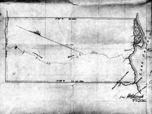 """Map of Toronto """"Purchase,"""" City of Toronto Archives"""